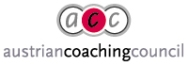 Austrian Coaching Council, ACC, Österr. Coaching-Dachverband